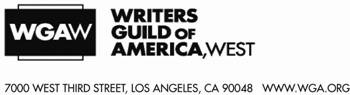 WGA Official Site